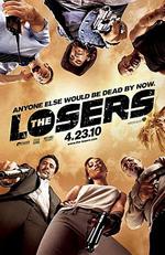 Losers Jeffrey Dean Morgan Chris Evans Idris Elba Zoe Saldana
