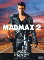 Mad Max 2 The Road Warrior Mel Gibson