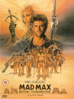 Mad Max Beyond the Thunderdome Mel Gibson
