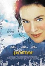 Miss Potter Renee Zellwegger Ewan McGregor Chris Noonan