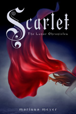 Scarlet Lunar Chronicles Marissa Meyer