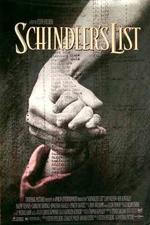 Schindler's List Steven Spielberg Liam Neeson Ben Kingsley Ralph Fiennes