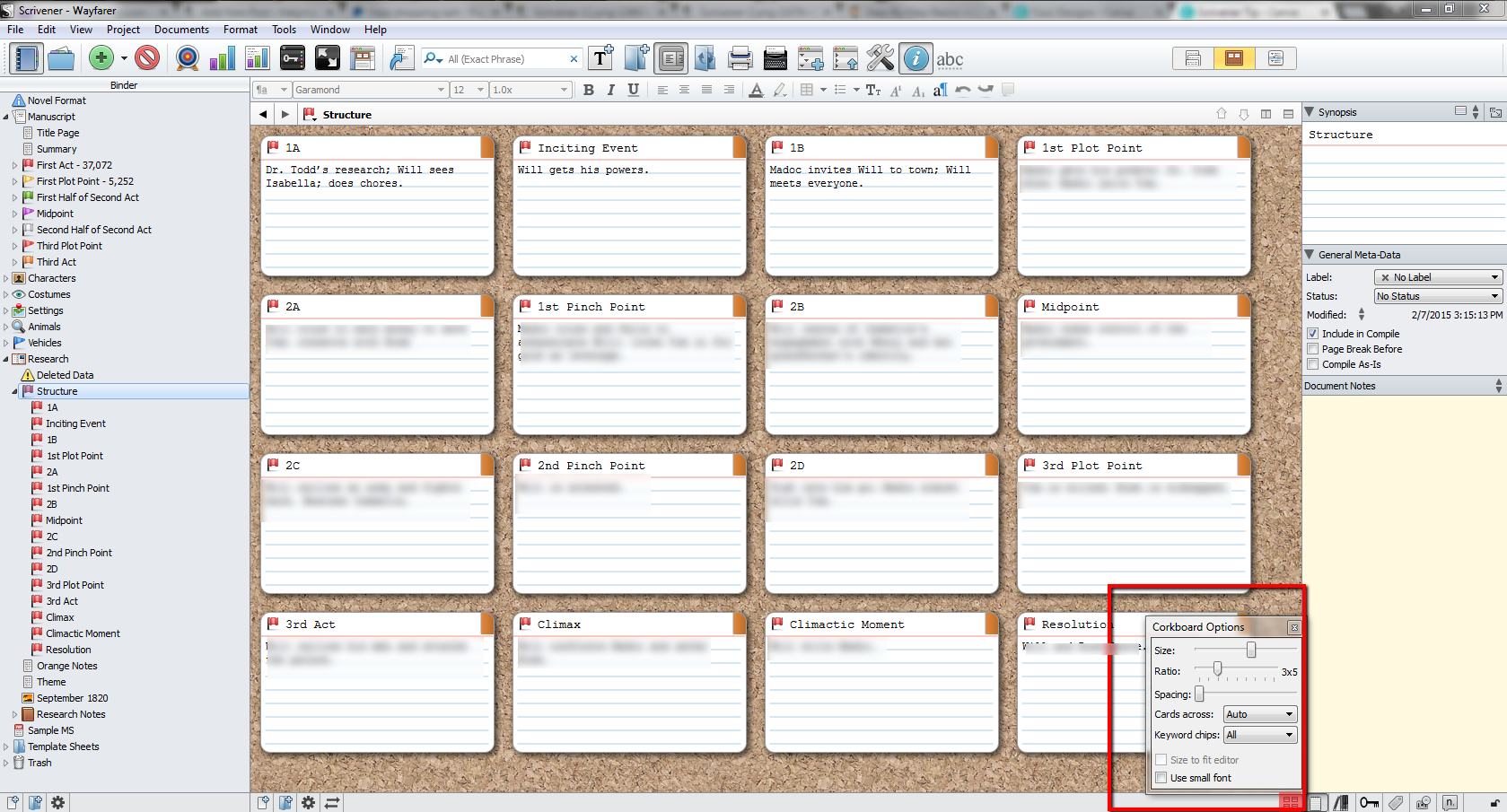 Scrivener_Tip_Corkboard_Options