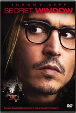 Secret Window Johnny Depp Stephen King