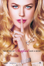 Stepford Wives Nicole Kidman Glenn Close Matthew Broderick Christopher Walken