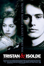 Tristan and Isolde James Franco Sophie Myles