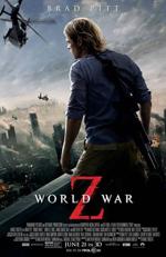 World War Z Brad Pitt Marc Forster