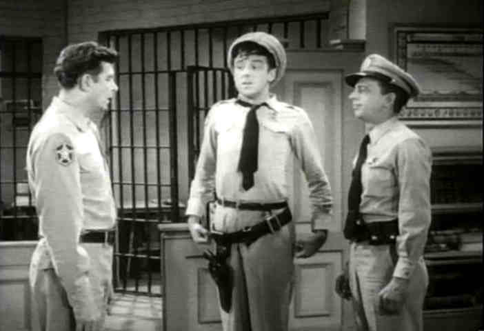 Andy Taylor Gomer Pyle Barney Fife Big House