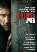 Children of Men Clive Owen Julianne Moore Michael Caine