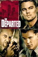 Departed Martin Scorcese Leonardo DiCaprio Matt Damon