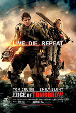 Edge of Tomorrow Live Die Repeat Doug Liman Tom Cruise Emily Blunt