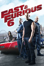 Fast and Furious 6 Vin Diesel Paul Walker Dwayne Johnson Michele Rodriguez