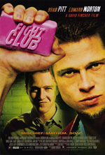 Fight Club David Fincher Brad Pitt Edward Norton Helena Bonham Carter