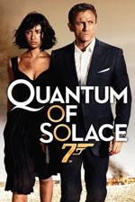 James Bond Quantum of Solace Daniel Craig