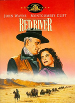Red River Howard Hawks John Wayne Montgomery Clift Walter Brennan Joanna Dru