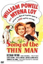 Song of the Thin Man Myrna Loy William Powell