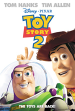 Toy Story 2 TOm Hanks TIm Allen