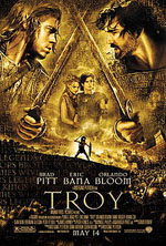 Troy Brad Pitt Eric Bana Orlando Bloome Diane Kruger