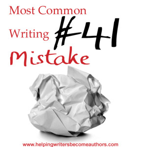 Most Common Writing Mistakes, Pt. 41