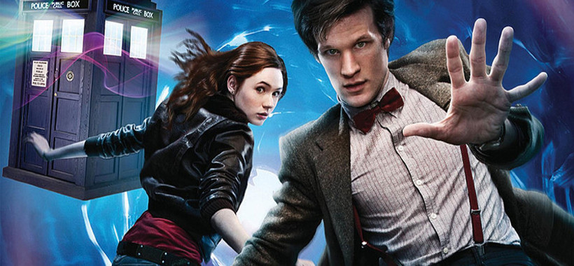 3 Ways Doctor Who Can Help You Become a Fantastic Writer