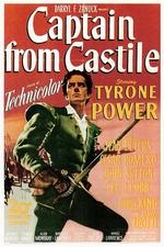 Captain From Castile Tyrone Power Henry King