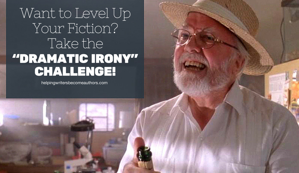 """Want to Level Up Your Fiction? Take the """"Dramatic Irony"""" Challenge ..."""