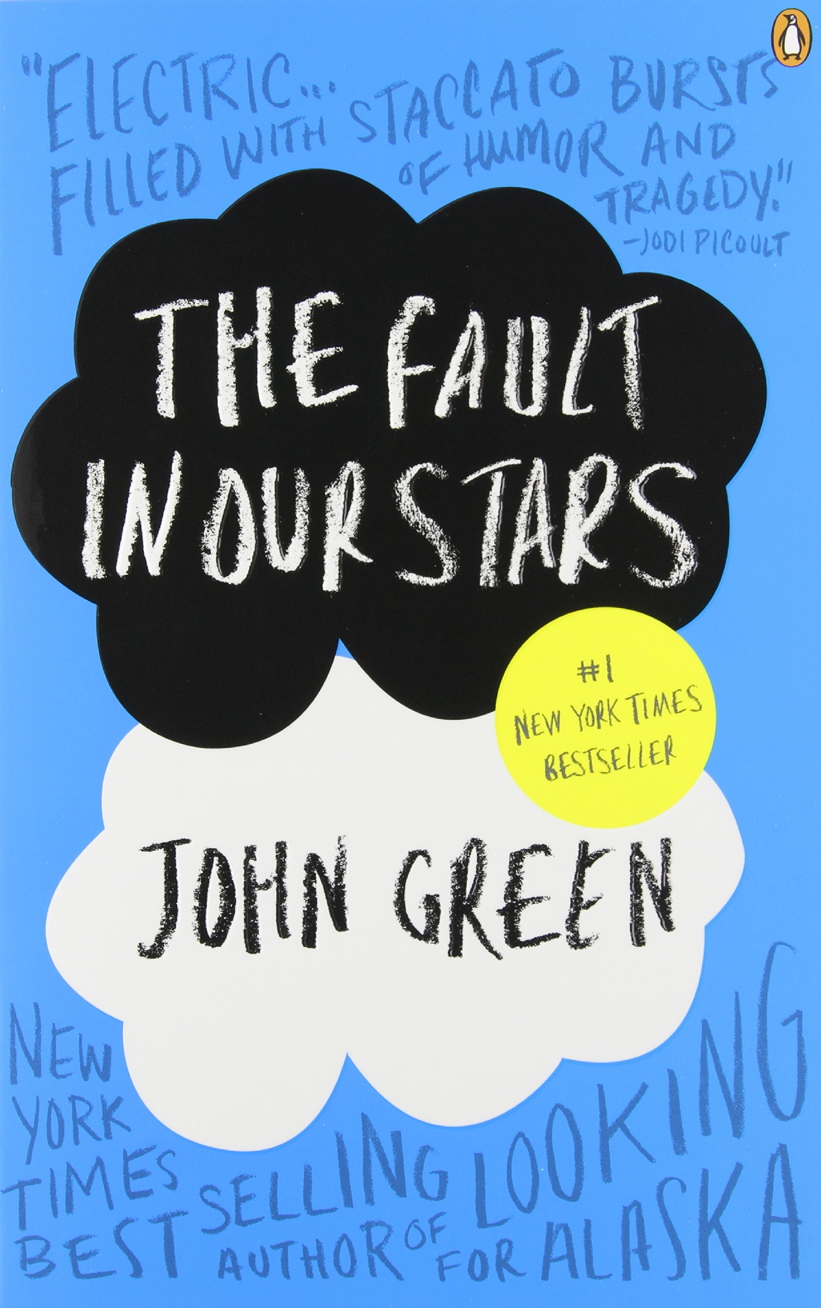 Fault in Our Stars John Green