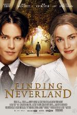 Finding Neverland Johnny Depp Kate Winslet Marc Forster Freddie Highmore