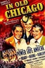 In Old Chicago Tyrone Power Don Ameche Alice Faye Harry King