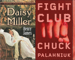 Daisy Miller Henry James Fight Club Chuck Palahniuk