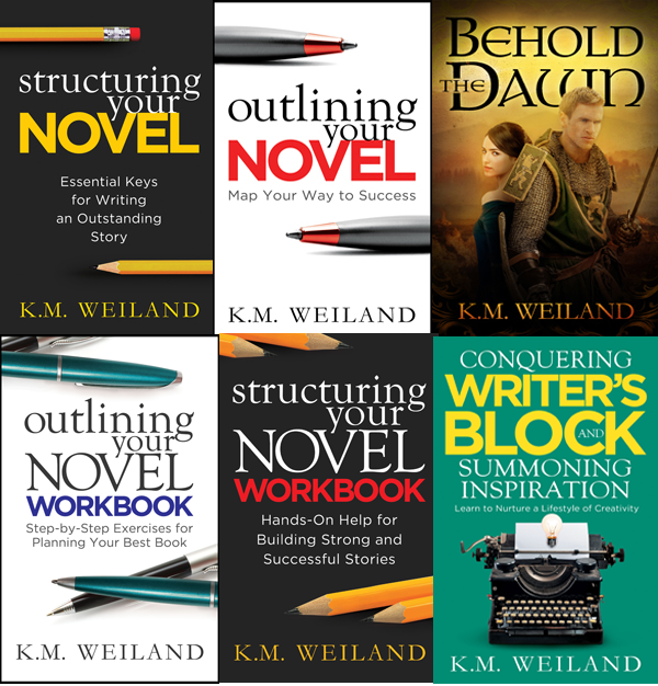 Damonza Covers K.M. Weiland books