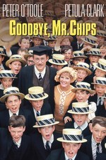 Goodbye Mr Chips Peter OToole Petula Clarke