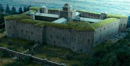 Shutter Island Leonardo DiCaprio Mark Ruffalo Martin Scorcese Ward C