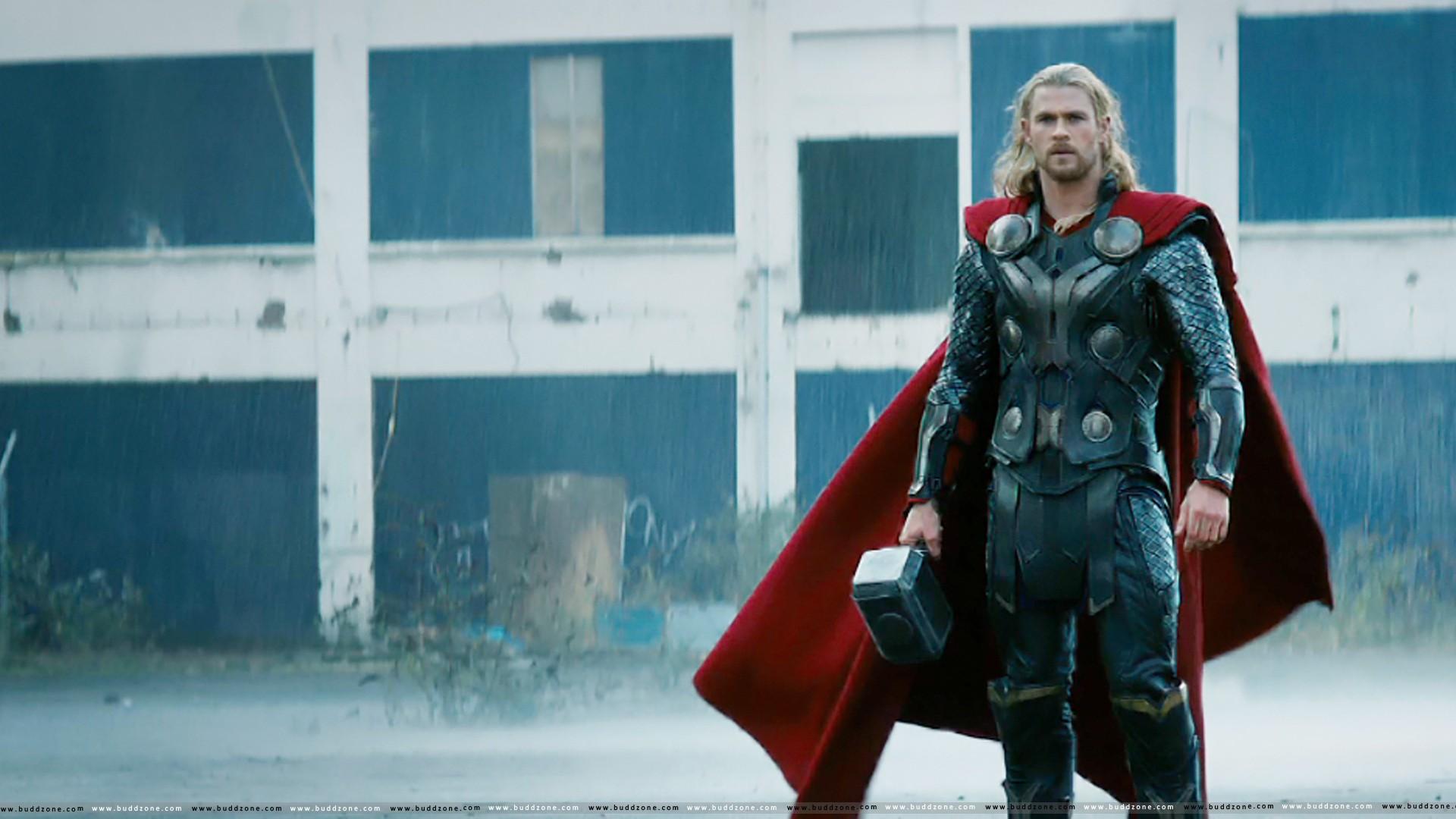 Thor Dark World Chris Hemsworth