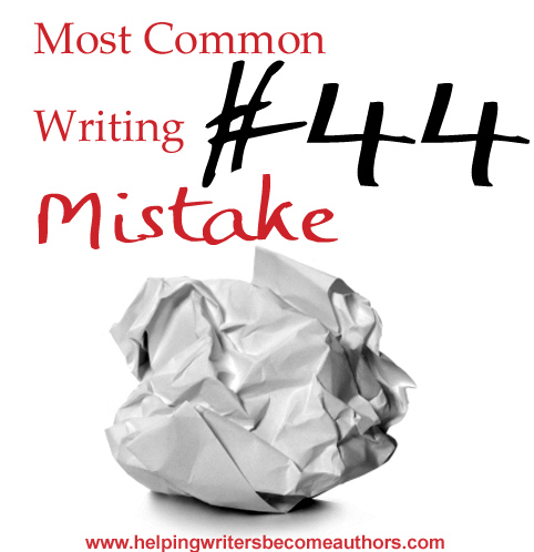 Most Common Writing Mistakes, Pt. 44