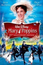 Mary Poppins Julie Andrews Dick Van Dyke