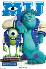 Monsters Univeristy Billy Crystal John Goodman