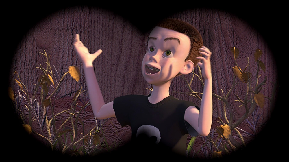 Sid's Shirt Cackling Pixar Toy Story