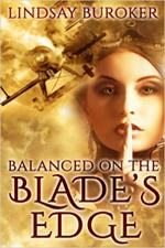 Balanced on the Blade's Edge Lindsay Buroker
