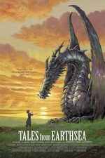 Tales From Earthsea Ghibli Ursula LeGuin