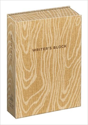15 Writer's Block Journal