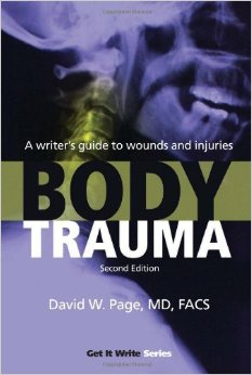 4 Body Trauma a Writers Guide David W Page