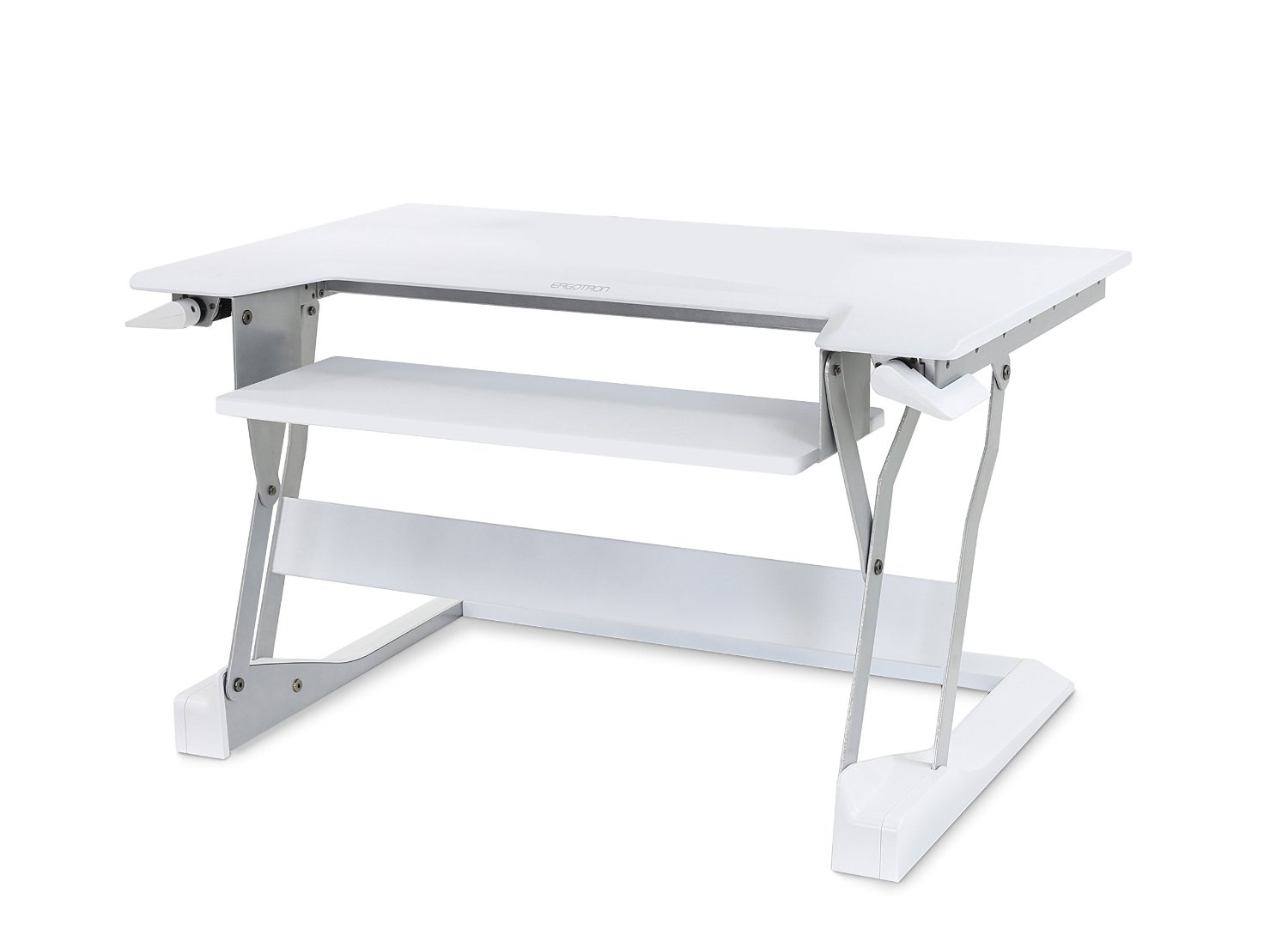 9 Sit Stand Desktop Workstation