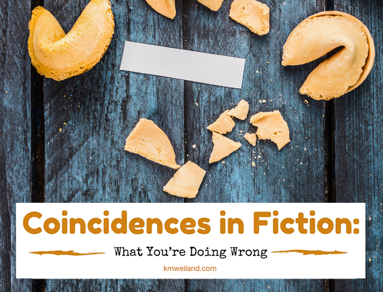 Coincidences in Fiction: What You're Doing Wrong