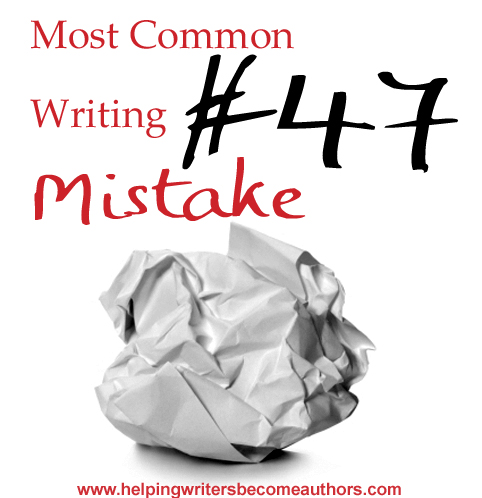 Most Common Mistakes Series, Pt. 47