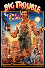 Big Trouble in Little China Kurt Russell John Carpenter