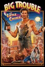 Big Trouble in Little China Kurt Russell John Carpenter