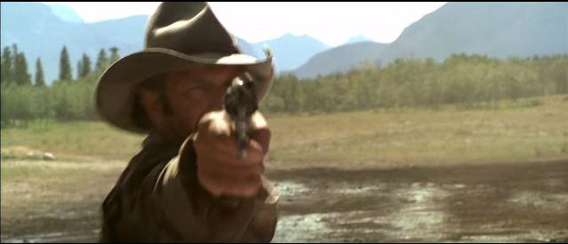 Charley Shoots Butler Open Range Kevin Costner