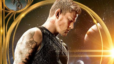 Channing Tatum Jupiter Ascending Caine