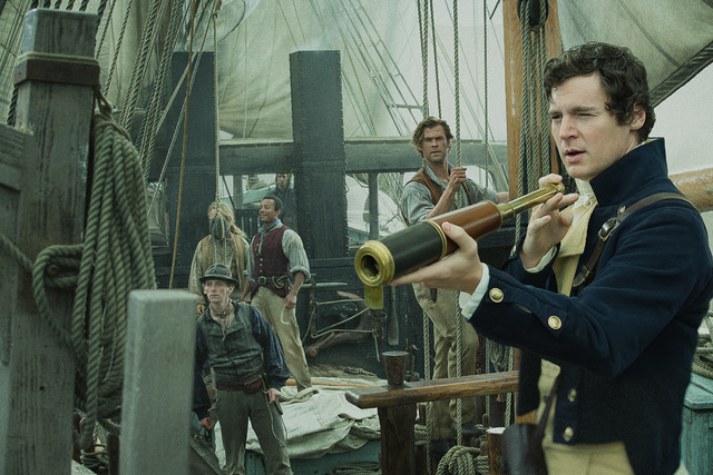 In the Heart of the Sea Benjamin Walker